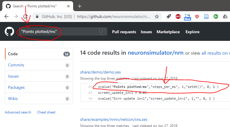 How to find the command behind any NEURON GUI button