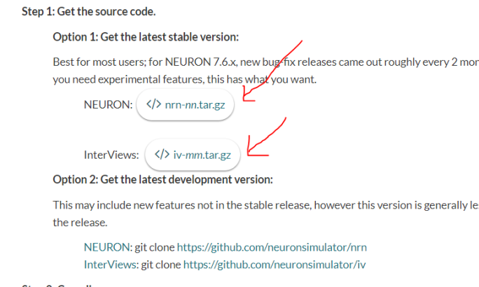 Tutorial: Installing NEURON 7 6 simulator with Python and MPI on